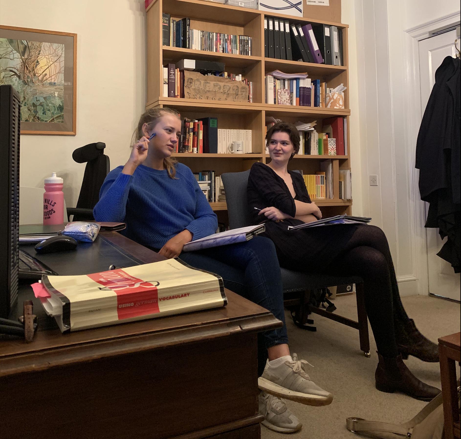 Translating Sophie Scholl's Letters