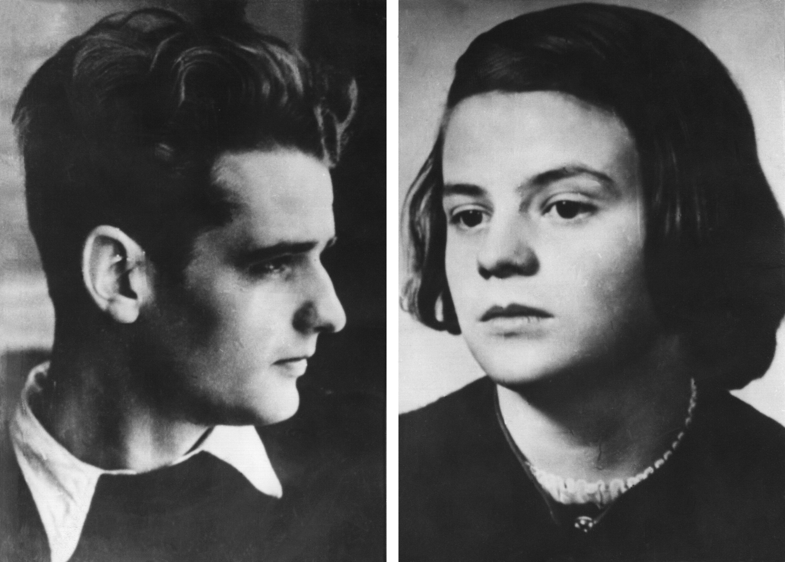 Marking the centenary of Sophie Scholl's birth